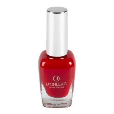 Esmalte de uñas rojo nº 30 · D'Orleac classic