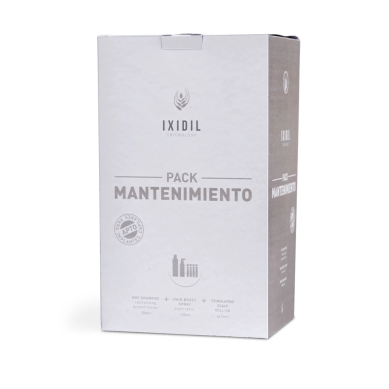 IXIDIL - PACK MANTENIMIENTO PARA IMPLANTES CAPILARES