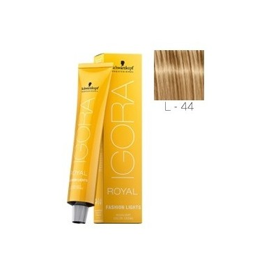 IGORA ROYAL FASHION LIGHTS L-44 BEIGE 60 ml