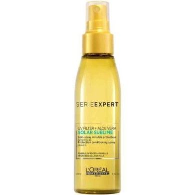 L'OREAL SOLAR SUBLIME SPRAY PROTECCIÓN SOLAR INVISIBLE 125 ML