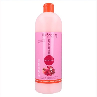 Champu pomegranate sin parabenos 1050 ml SALERM