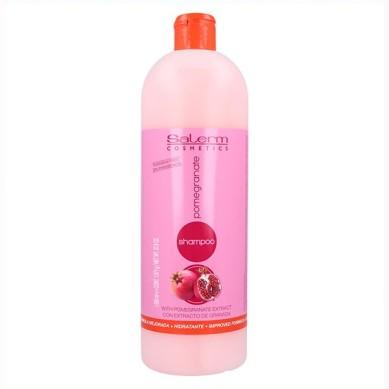 Champu pomegranate sin parabenos 1050 ml SALERM