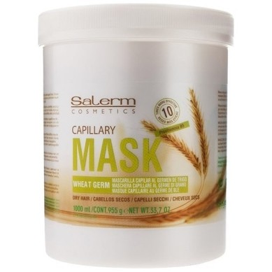 Mascarilla germen de trigo 1000 ml SALERM