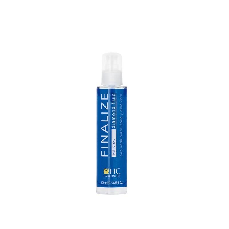 HC Hairconcept Finalize fluido de brillo diamond fluid 100 ml
