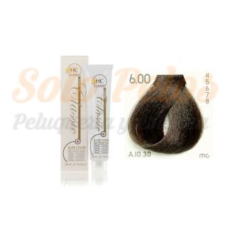 Elite classic color 6-00 rubio oscuro natural 60 ml. HAIRCONCEPT