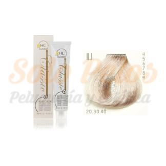 Elite classic color 11-1 Superaclarante ceniza 60 ml. HAIRCONCEPT