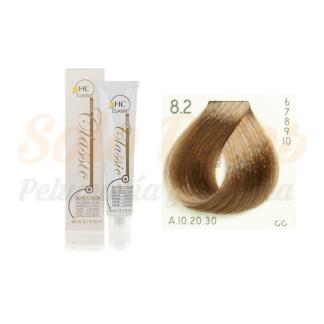 Elite classic color 8-2 rubio claro beige 60 ml. HAIRCONCEPT