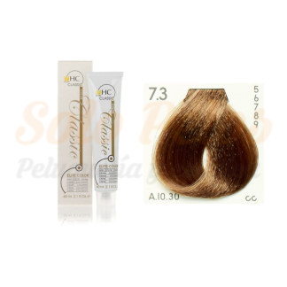 Elite classic color 7-3 rubio dorado 60 ml. HAIRCONCEPT