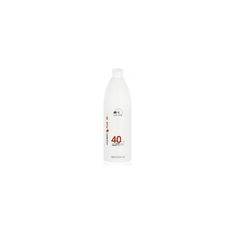 HC Hairconcept Leche oxidante plus 40 vol. (12%) 1000 ml