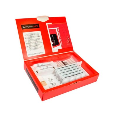 WIMPERNWELLE Kit permanente de pestañas 24 dosis