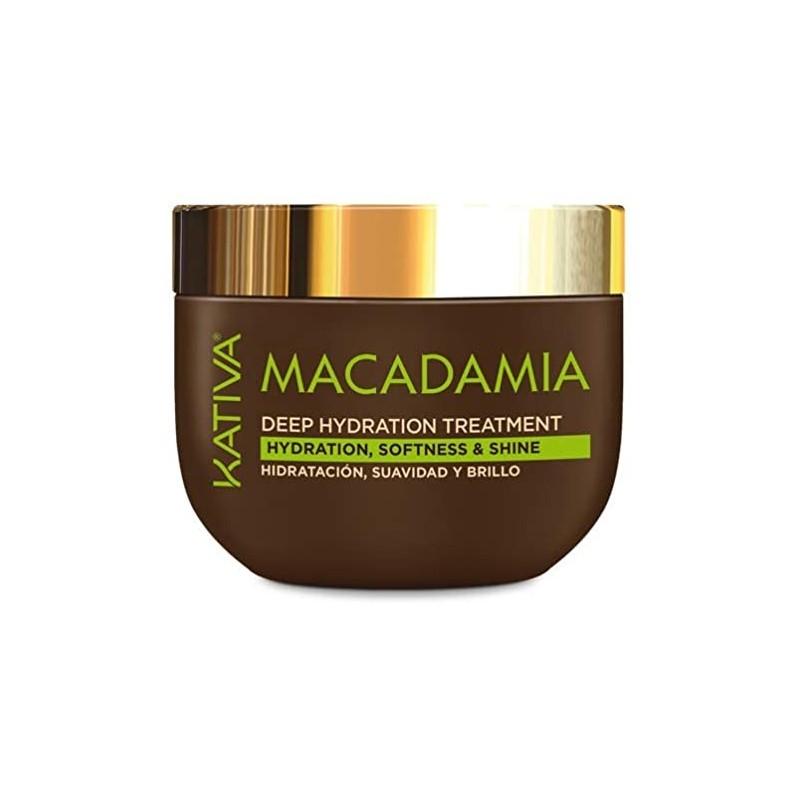 KATIVA Macadamia Mascarilla 250 ml