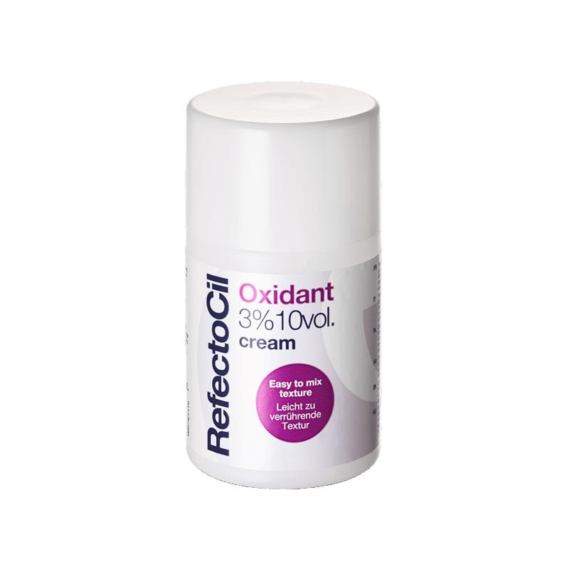REFECTOCIL Oxidante en crema para tinte de cejas y pestañas 3% 10 vol 100 ml