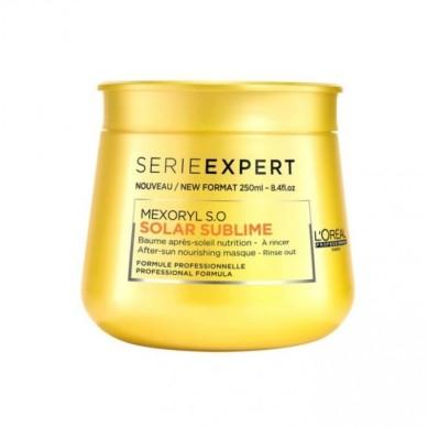 L'OREAL Mascarilla SOLAR SUBLIME Mexoryl s.o 250 ml SERIE EXPERT