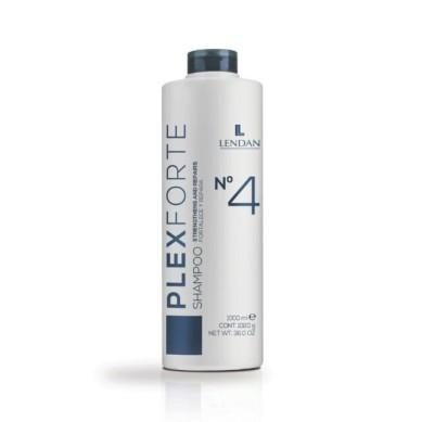 Lendan PlexForte Nº 4 - Shampoo Fortalece y Repara 1000 ml