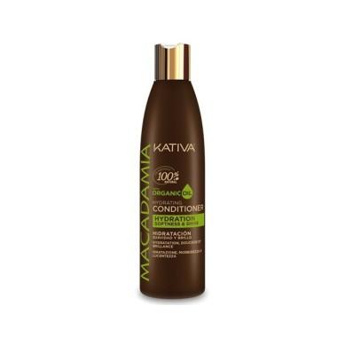 Kativa Macadamia Acondicionador Hidratante 250 ml