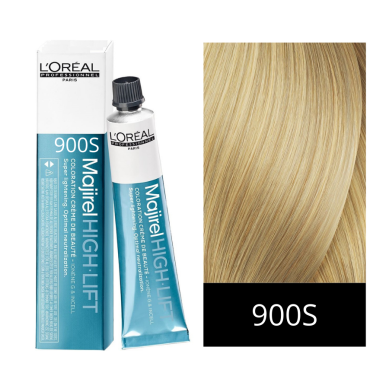 L'Oreal Majirel High Lift Majiblond 900 S Rubio Muy Claro Superaclarante 50 ml