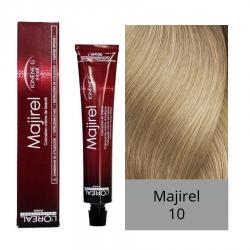 L'Oreal Tinte Majirel 10 Rubio Platino 50 ml