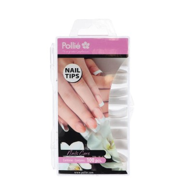 Pollie Nail Tips 100 Unidades