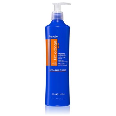 Fanola Champú No Orange Extra Blue Pigment 350 ml