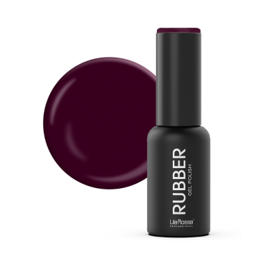 Lila Rossa Rubber Base Color Red Moon 7 ml