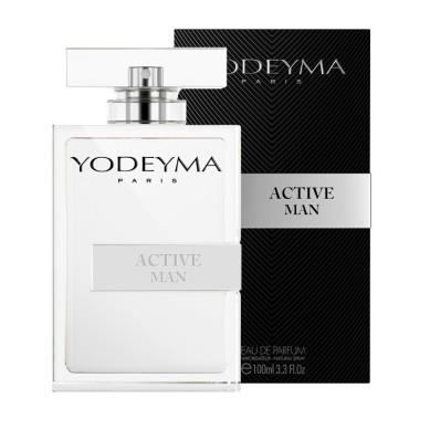 Yodeyma Active Man (Perfume Masculino) 100 ml