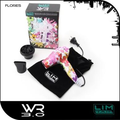 Lim Hair Secador de Viaje Mini WR 3.0 Flores