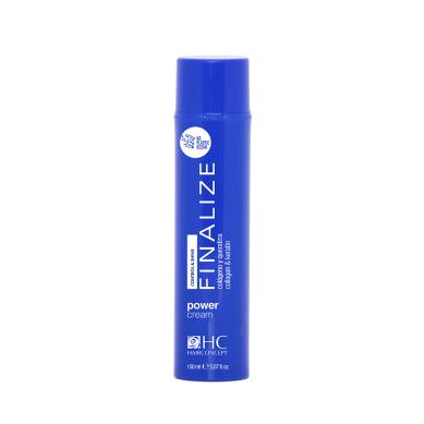 HC Hairconcept Finalize power cream control&shine crema alisante 150 ml