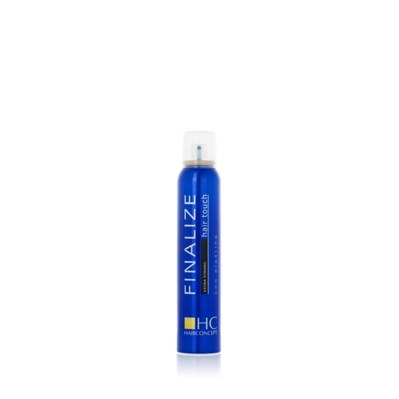 HC Hairconcept Finalize Hair Touch laca de fijación extra fuerte sin gas keratin300 ml