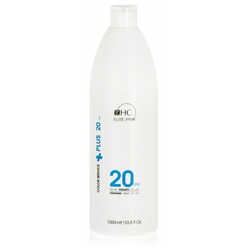 HC Hairconcept Leche oxidante plus 20 vol. (6%) 1000 ml