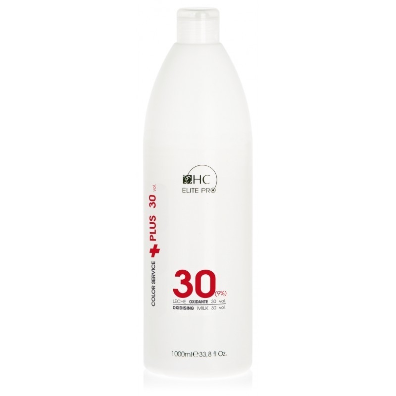 HC Hairconcept Leche oxidante plus 30 vol. (9%) 1000 ml