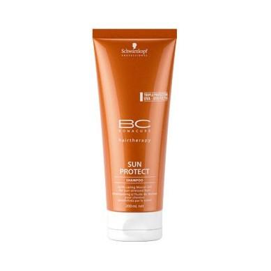 SCHWARZKOPF BONACURE SUN PROTECT champú cabello expuesto al sol 200 ml