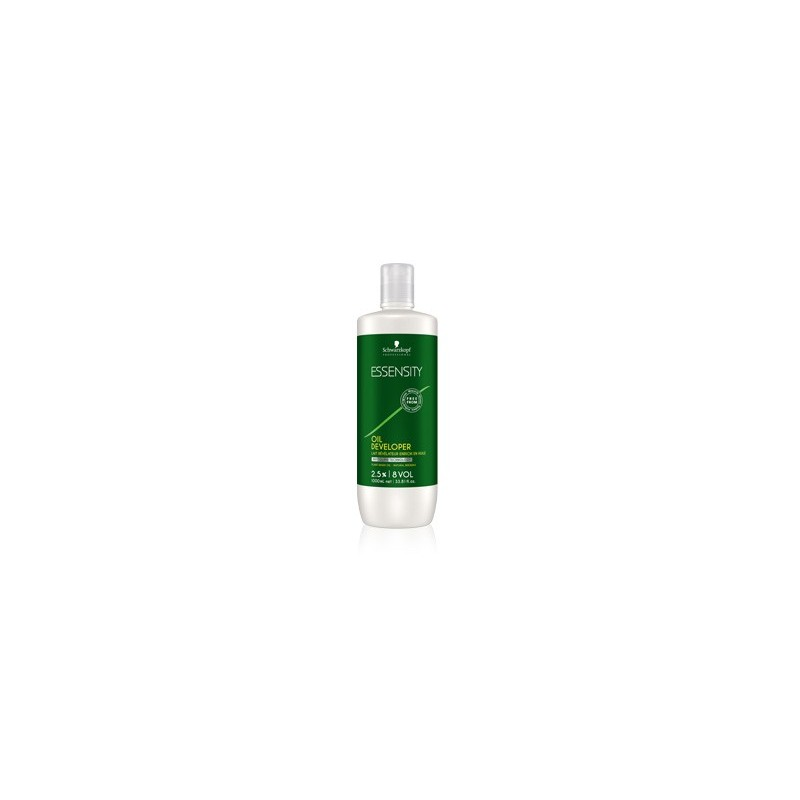 SCHWARZKOPF ESSESNSITY OIL DEVELOPER 2,5% 8 VOL. loción activadora 1000 ml