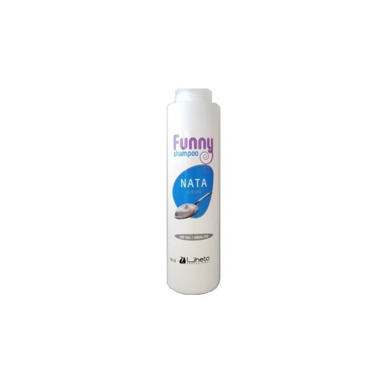 LIHETO Champú funny NATA sin sal 500 ml