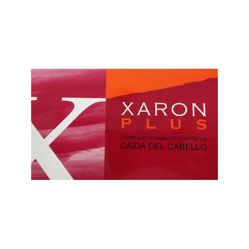 LIHETO XARON PLUS Complejo vitamínico contra la caída del cabello 12x8 ml