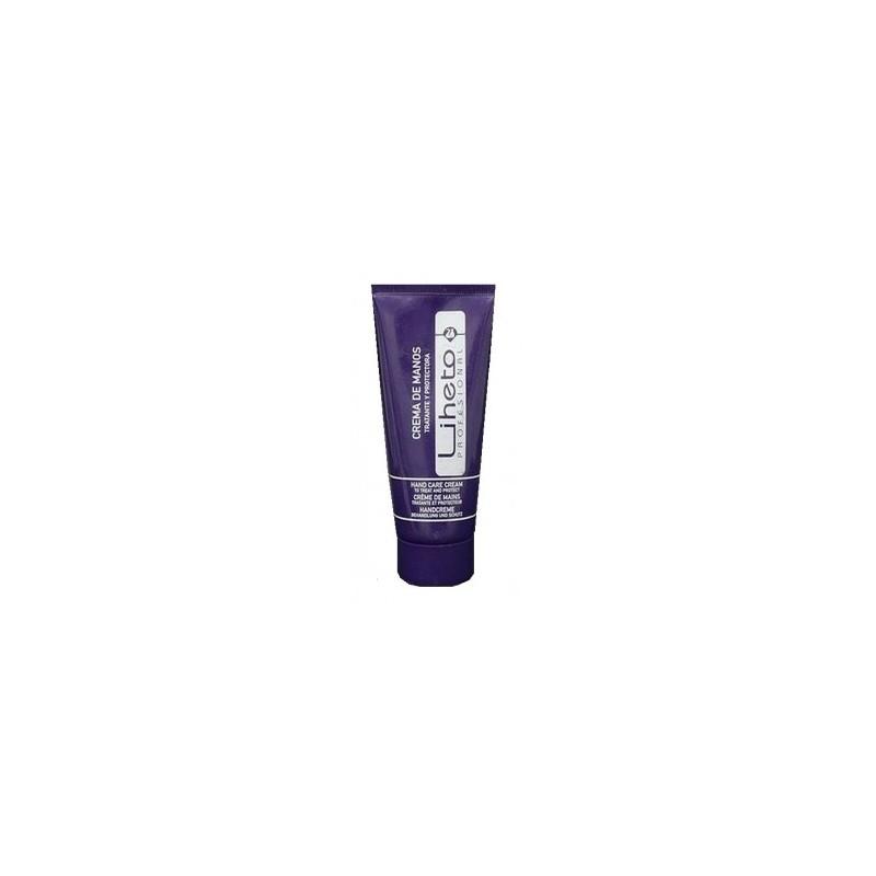 LIHETO Crema de manos tratante y protectora 100 ml